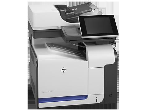 Impresora empresarial HP LaserJet 500 color MFP M575 ...