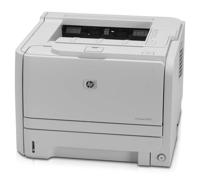 HP LaserJet P Driver Software