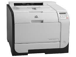 Laserjet Pro 400 Colour M451nw