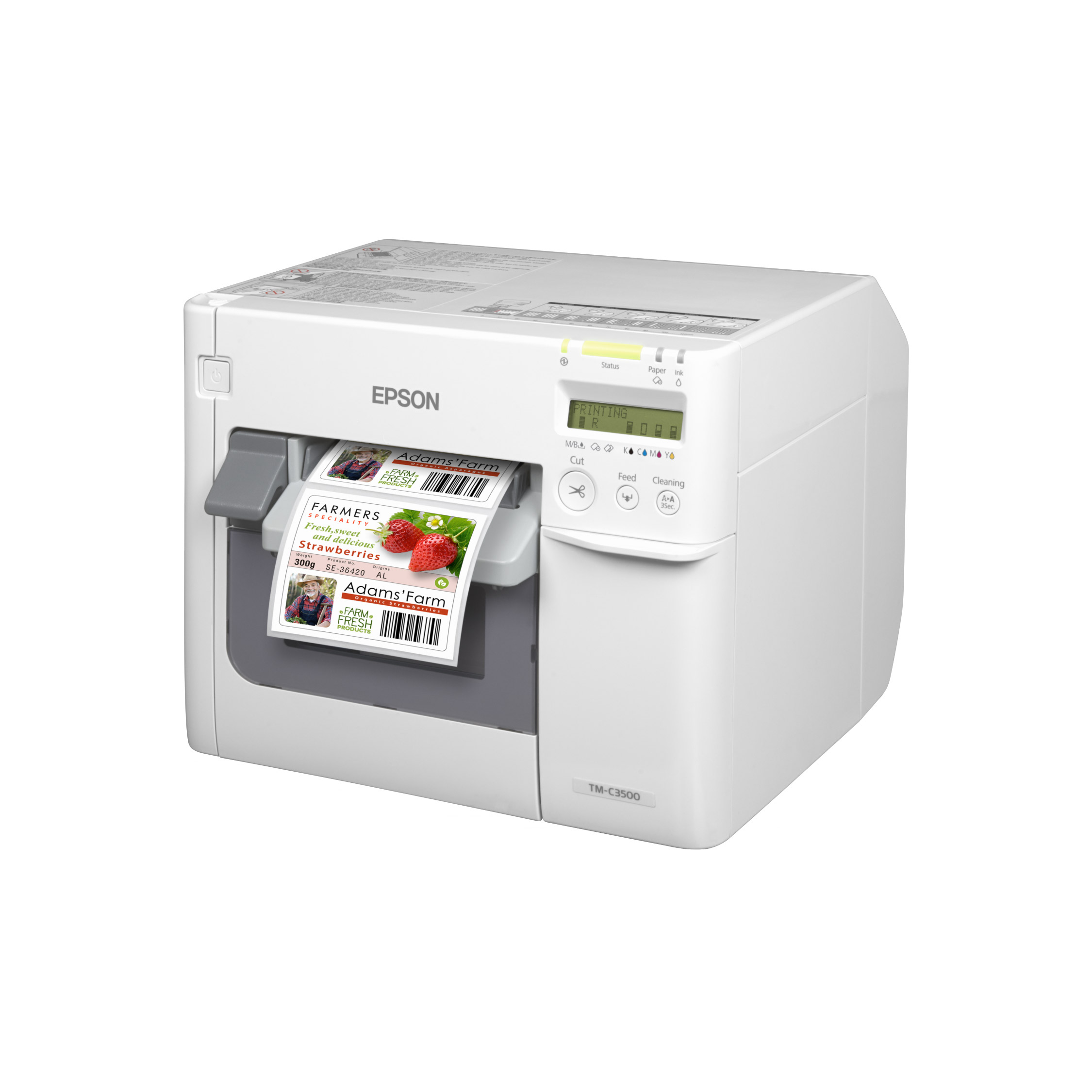 Epson Colourworks C3500 Label Printer