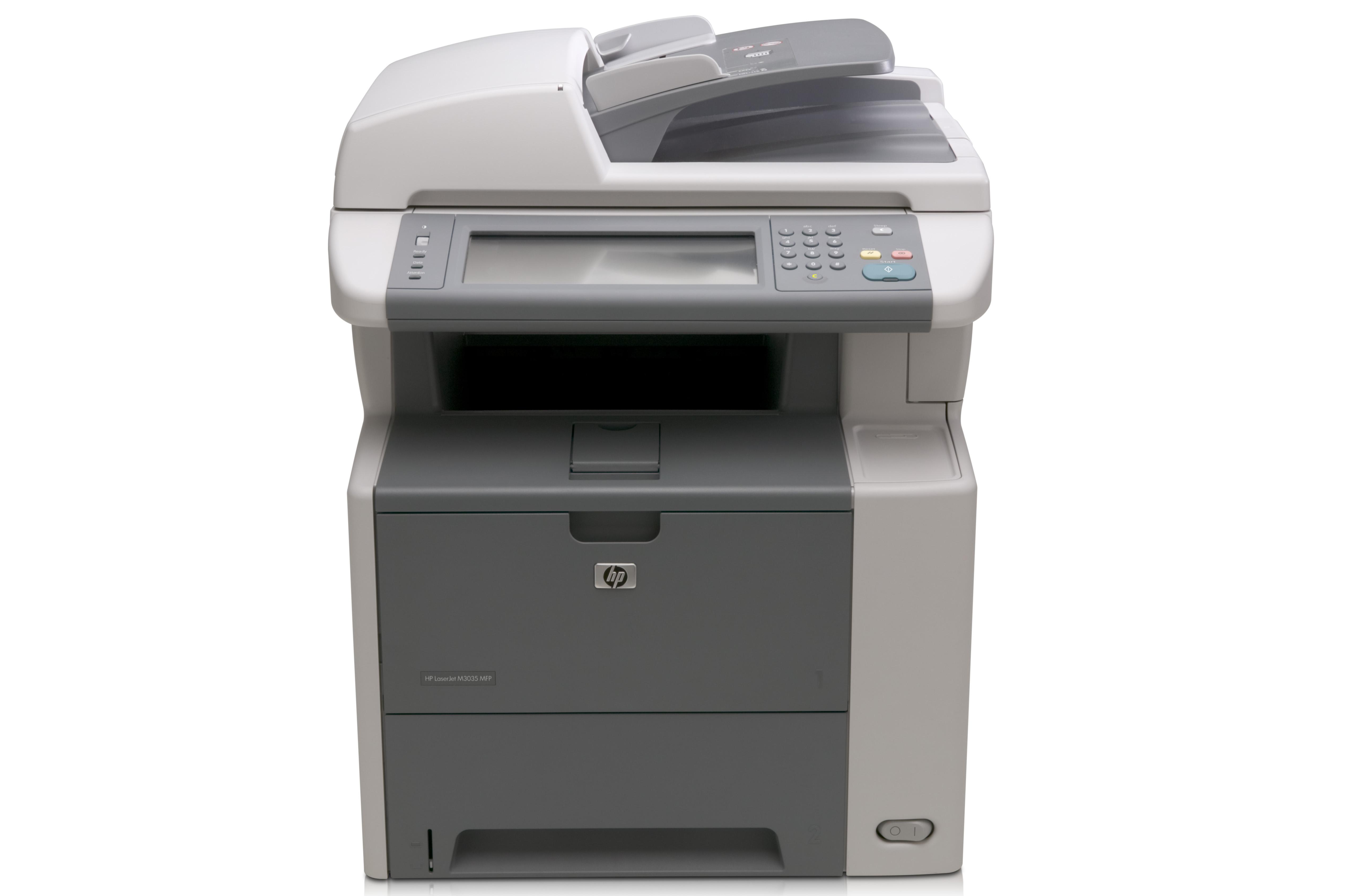 HP LASERJET M3035MFP DRIVER FREE