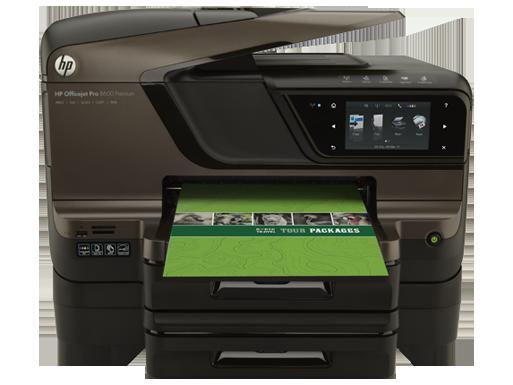 Officejet pro 8600 Plus All-In-One