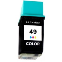HP (Hewlett Packard) Inkjet Cartridge 51649 no.49