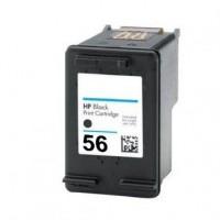 HP (Hewlett Packard) Inkjet Cartridge c6656 no.56