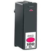 Lexmark Inkjet Cartridge 14N0901E 100XL M