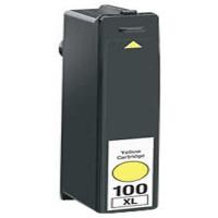 Lexmark Inkjet Cartridge 14N0902E 100XL Y