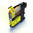 Brother Inkjet Cartridge LC123XL Y