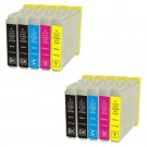 Brother Inkjet Cartridge XLC-1000bkcym (10)