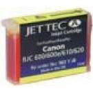 Canon Inkjet Cartridge BJI-201y