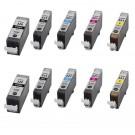 Canon Inkjet Cartridge XCLI-PGI52021BCMY (10)