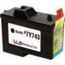Dell Inkjet Cartridge 7Y743 2 Series