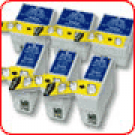 Epson Inkjet Cartridge XX T050193 Combo (6)