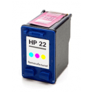 HP (Hewlett Packard) Inkjet Cartridge C9352 no.22