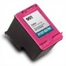HP (Hewlett Packard)  Inkjet Cartridge CC656AE 901XL Colour