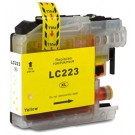 Brother Inkjet Cartridge LC 223 Yellow