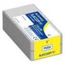 Epson Inkjet Cartridge Epson  SJIC22P Yellow