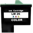 Lexmark Inkjet Cartridge 10N0026 no.26/T0530