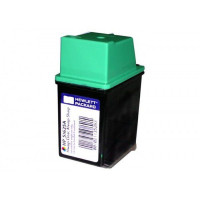 HP (Hewlett Packard)  Inkjet Cartridge 51625 no.25
