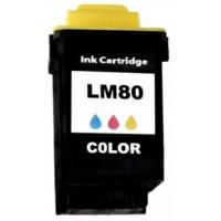 Lexmark Inkjet Cartridge 12a1980 no.80