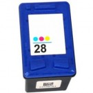 HP (Hewlett Packard)  Inkjet Cartridge c8728 no.28