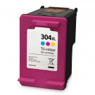 HP (Hewlett Packard)  Inkjet Cartridge HP 304xl Colour