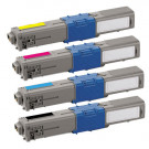 Laser Toner X-Oki 3000 Combo (4 x toners)