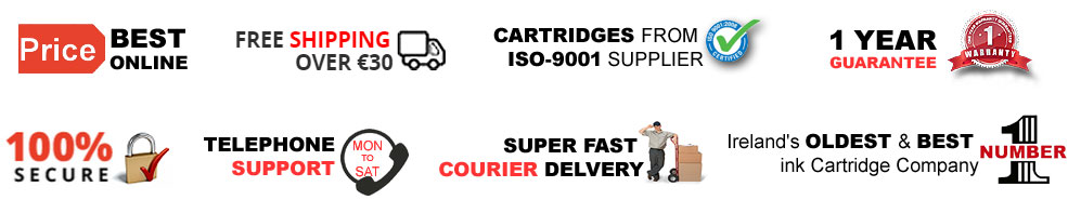Inkjet Printer Cartridges | Ireland